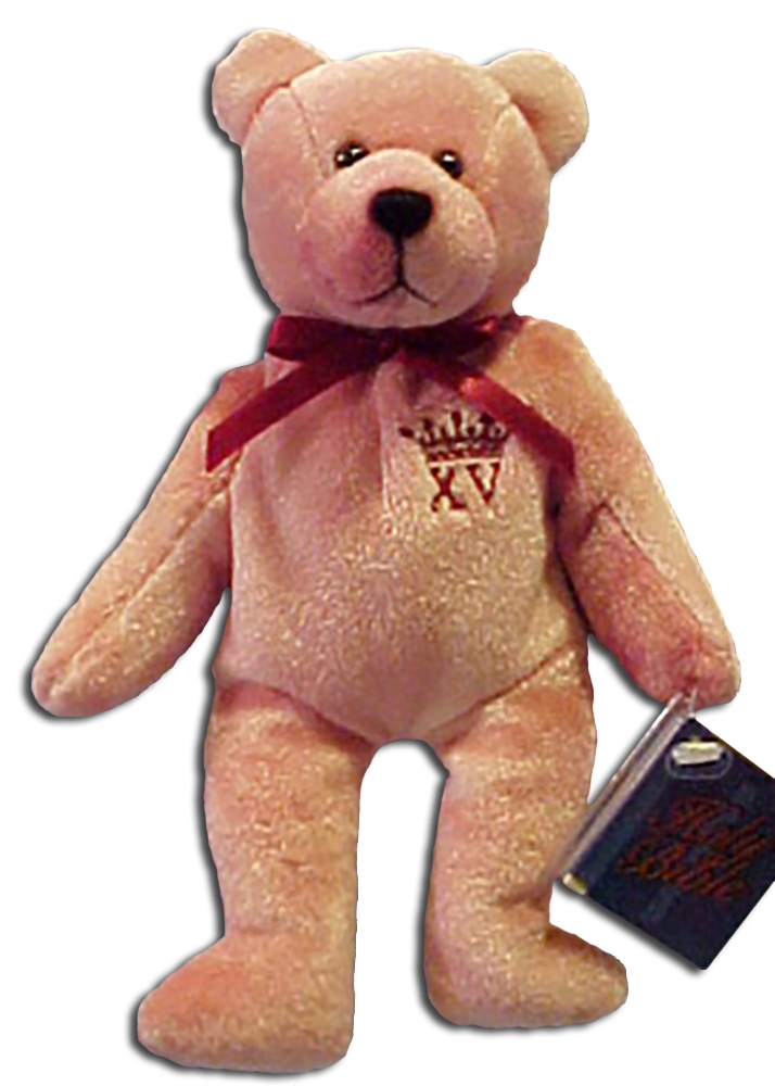 Cuddly Collectibles - Holy Bears Quinceanera Plush Teddy Bears