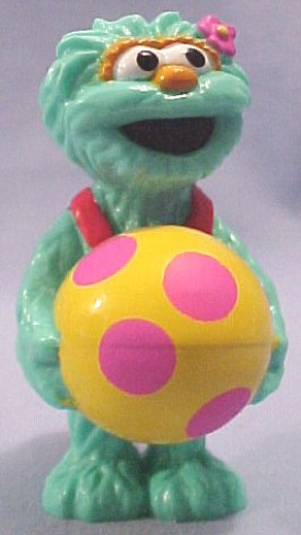 Cuddly Collectibles - Sesame Street Figurines and Cake ...