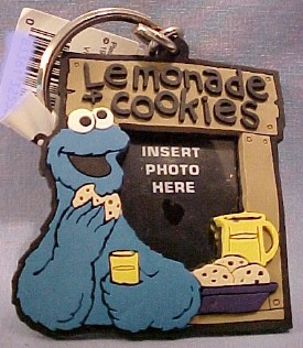 Cuddly Collectibles - Sesame Street Picture Holders
