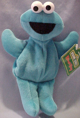 Cuddly Collectibles - Sesame Street Small Plush Dolls