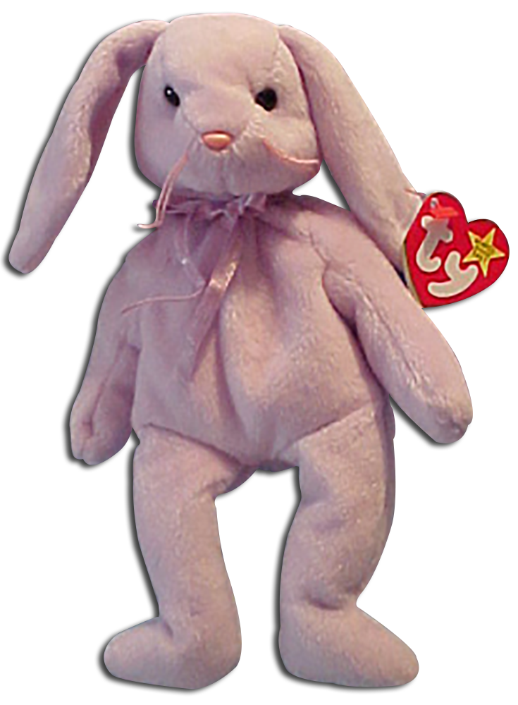 Cuddly Collectibles - Ty Beanie Baby Bunny Rabbits Plush Toys 7ebbafd32e8