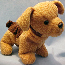 e6bf3856d2b TY Beanie Babies Tuffy the Terrier Stuffed Animal - Introduced 5 11 97  retired