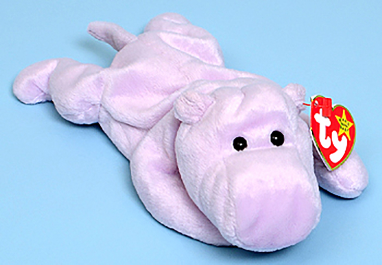 Cuddly Collectibles Ty Collectible Hippos