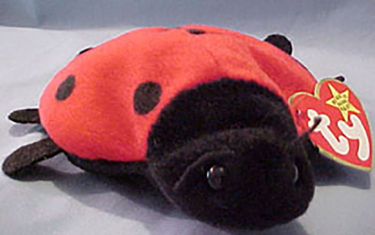 6674fcf4d86 Cuddly Collectibles - Insect TY Beanie Babies Plush Stuffed Worms ...