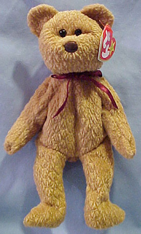 Cuddly Collectibles - TY Beanie Babies Teddy Bears from Brittania to ... d0554b6563d2