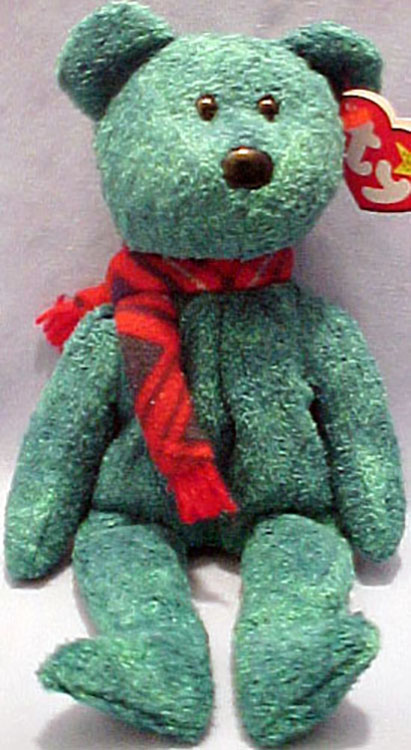 Cuddly Collectibles - TY Beanie Babies Teddy Bears from Brittania to ... b32e6f441c7