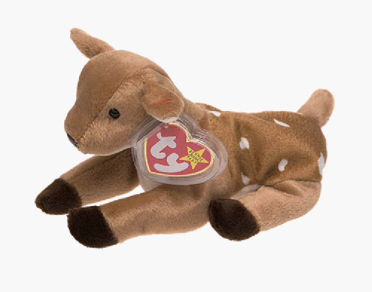 Cuddly Collectibles Ty Beanie Babies Woodland Animals