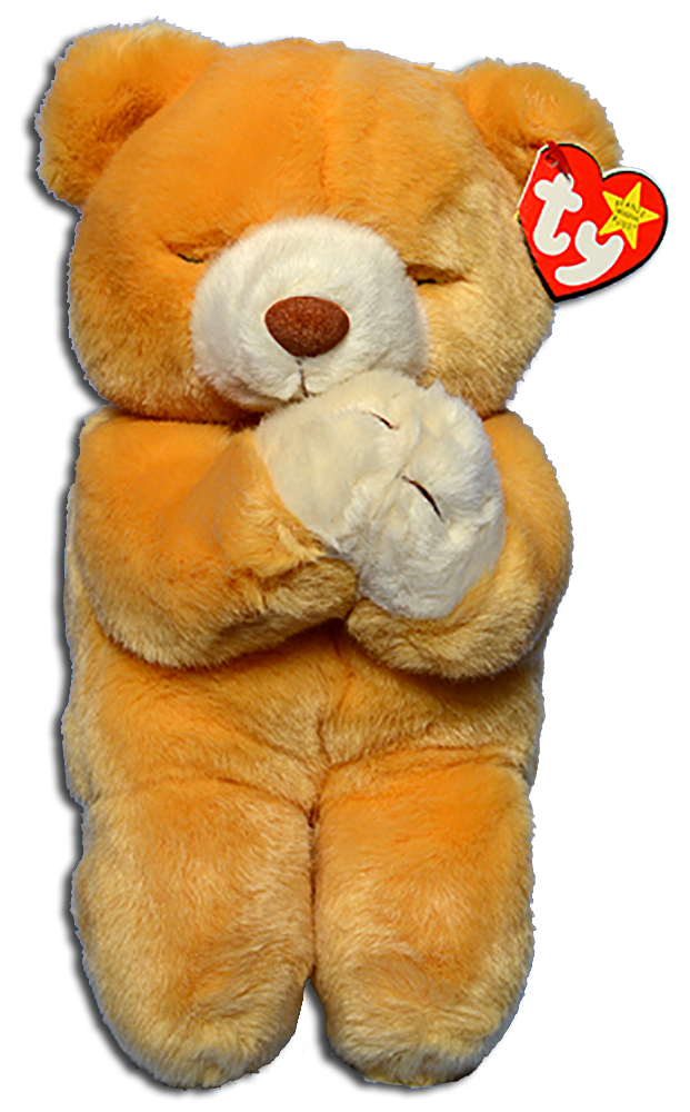Cuddly Collectibles Ty Beanie Buddies Teddy Bears