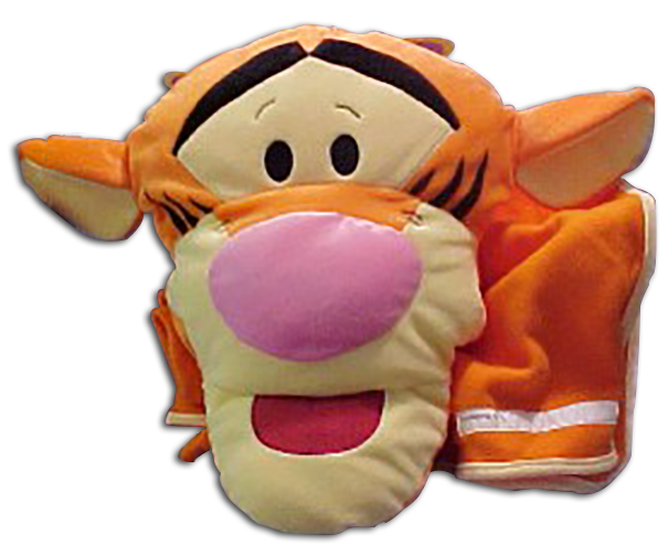 Cuddly Collectibles Winnie The Pooh And Tigger Toddler